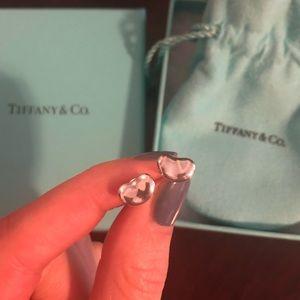 Tiffany & Co Elsa Peretti Bean earrings